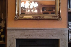 chimenea marmol travertino 2