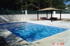 albardilla de piscina lisa 2