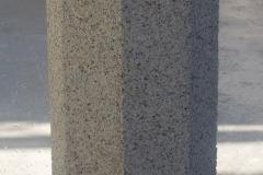 columna exagonal